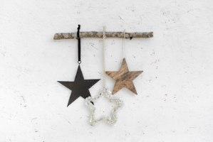 ענף עם 3 כוכבים