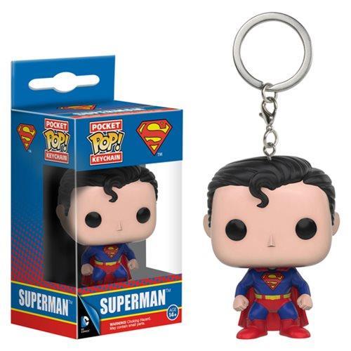מחזיק מפתחות פופ! - סופרמן