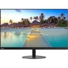 מסך מחשב Lenovo ThinkVision S27i-10 61C7KAT1IS 27 אינטש Full HD לנובו