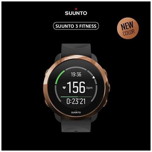 שעון סונטו Suunto 3 Fitness Copper Limited Edition