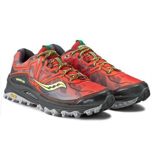נעלי סאקוני לריצת שטח דגם - Saucony Xodus 6.0
