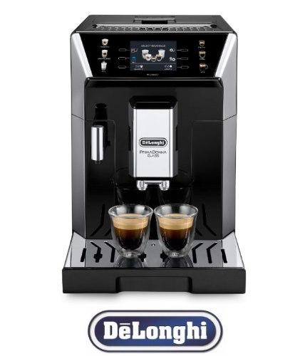 DeLonghi מכונת קפה דגם ECAM550.65.SB