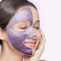 מסכת פנים לטיפול זוהר ועור עדין וחלק