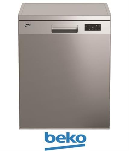 beko מדיח כלים רחב  דגם DFN-16210X מתצוגה !