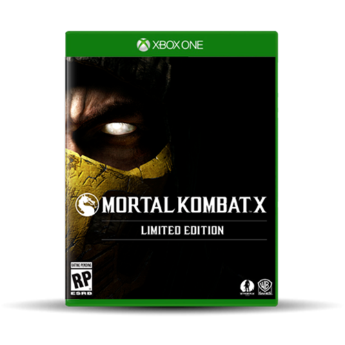 xbox one Mortal Kombat X