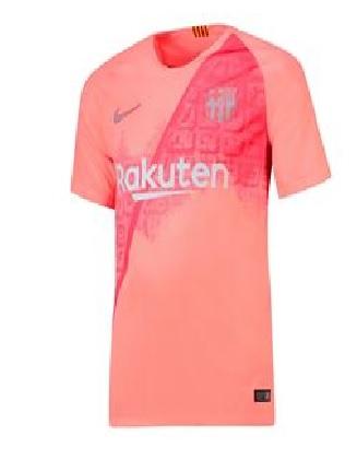 חולצת המשחק השלישית  ברצלונה 18-19