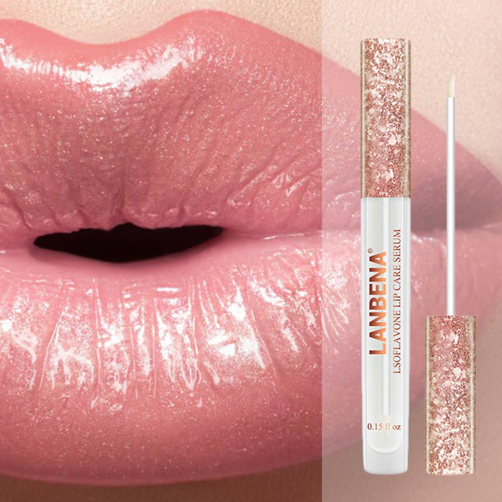 שפתון שקוף לניפוח ועיבוי השפתיים