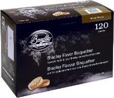 מארז 120 טבליות עישון למעשנת בראדלי סמוקר BradleySmoker