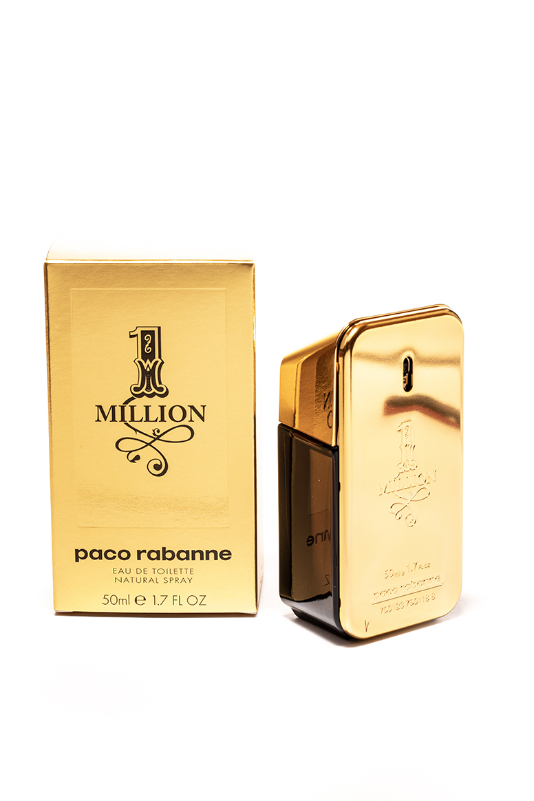 Paco Rabanne 1 Million edt 50ml פאקו רבאן וואן מיליון אדט ספ 50מל