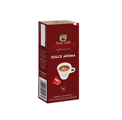 תואם נספרסו- DOLCE AROMA -Garibaldi