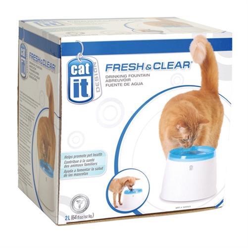 מזרקת מים cat it 2 ליטר