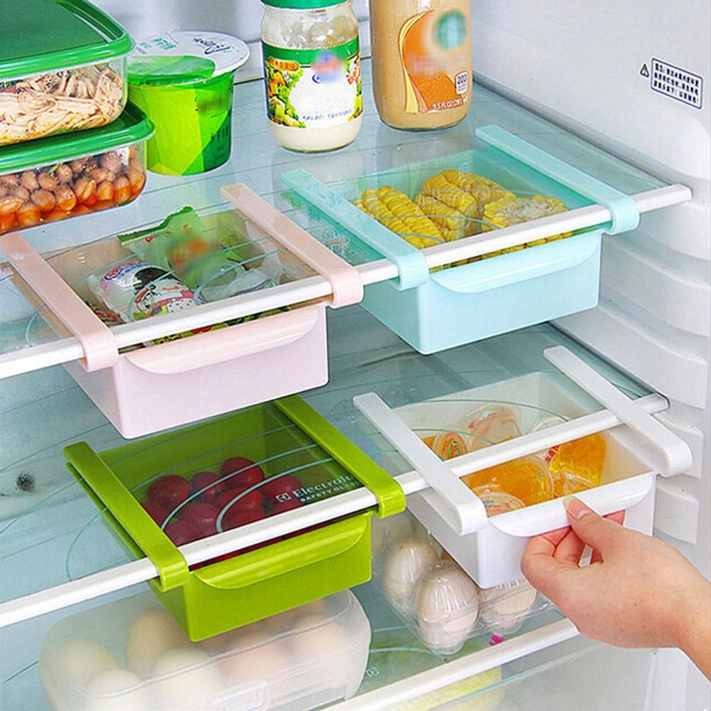 מגירות אכסון למקרר