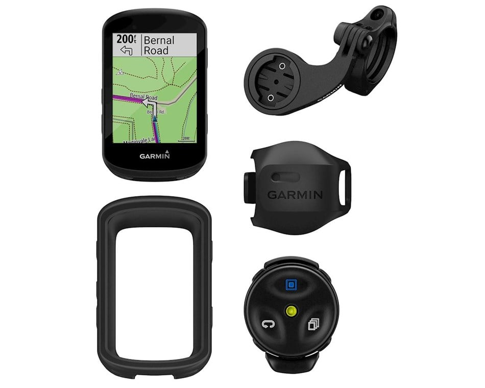 מחשב רכיבה Garmin Edge 530 Mountain Bike Bundle