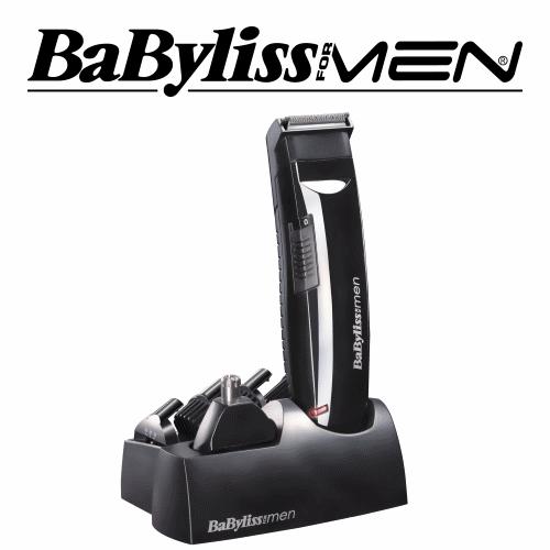 מכונת תספורת BaByliss מעצב זקן רב תכליתי דגם: E-823