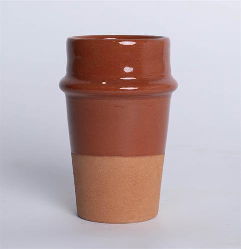 כוס זייתון חמרה- קרמיקה