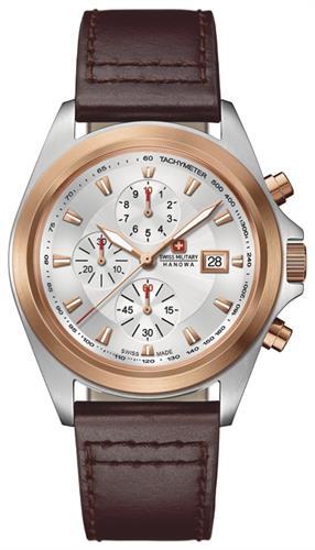 שעון יד אנלוגי גברים Swiss Military Hanowa 06-4202.1.12.001