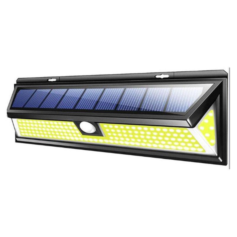 גלאי תנועה סולארי רפלקטור  120 נורות LED