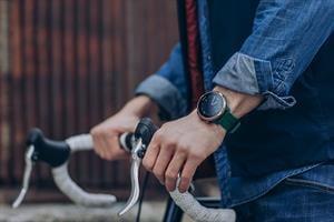 שעון סונטו עם דופק מהיד Suunto Spartan Forest