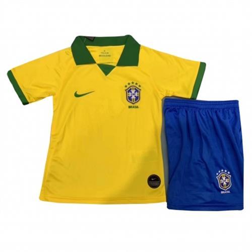 חליפת ילדים ברזיל בית 2019