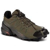 נעלי ריצה לגברים 5 SPEEDCROSS צבע ירוק