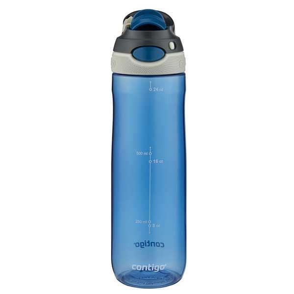 בקבוק שתיה בצבע כחול Contigo AUTOSPOUT® Chug 720ml