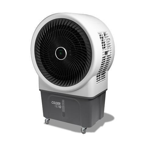 """מצנן אוויר דיגיטלי COLDER NERO 10,000 הדור הבא כיסוי PVC בשווי 300 ש""""ח + מבשם מתנה+ ערכת ניקוי !!"""