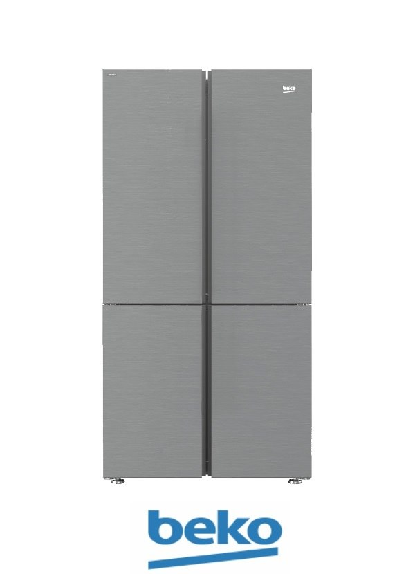 Beko מקרר 4 דלתות דגם GN1406221XP