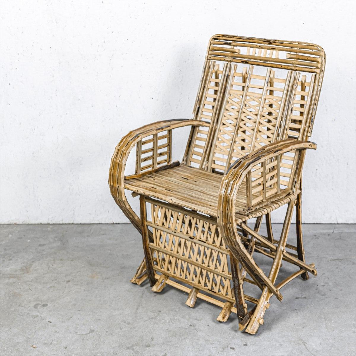 כיסא / כורסא נצרים - מיוחד ליריד