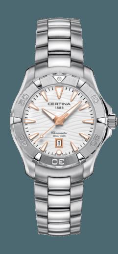 שעון סרטינה דגם C0322511101101 Certina