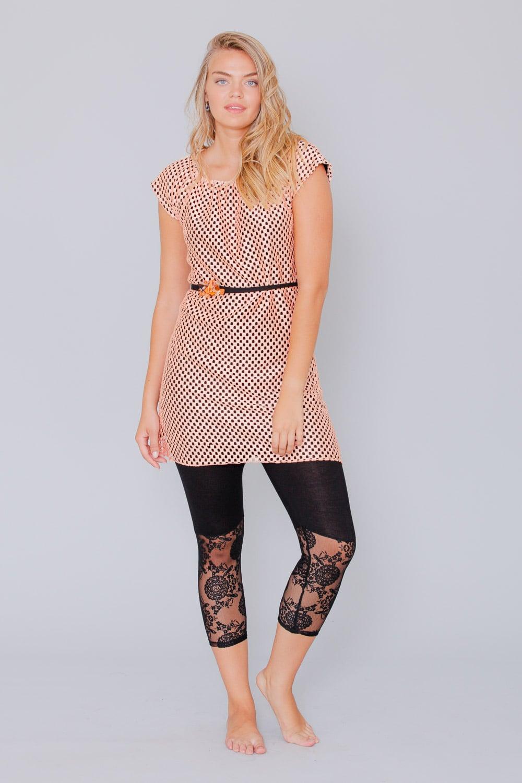 שמלת קרושה כתומה