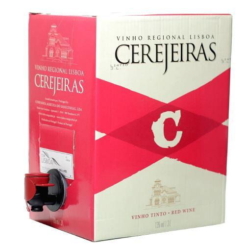 יין אדום שֶׁרֶזֵ'ירַס 3 ליטר