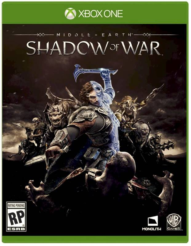 Middle earth: Shadow of War לקונסולת Xbox One