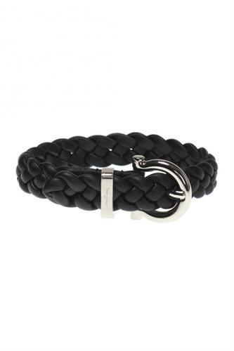 Ferragamo Woven Adjustable Gancini bracelet