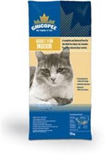 """צ'יקופי חתול אינדור 15 ק""""ג"""