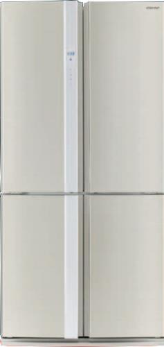 מקרר 4 דלתות Sharp SJR8610
