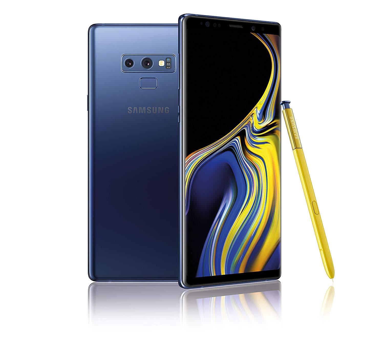 טלפון סלולרי Samsung Galaxy Note 9 SM-N960F 128GB סמסונג