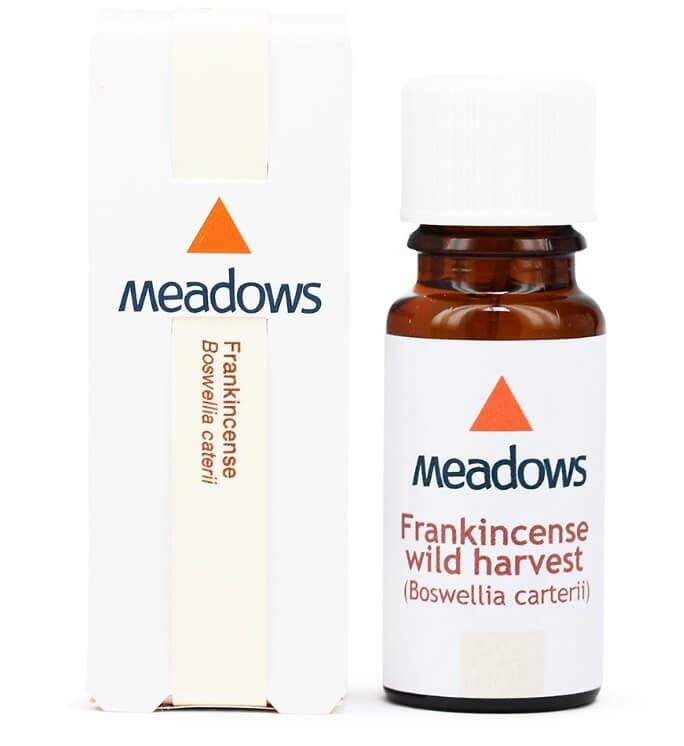"""שמן ארומתרפי לבונה פראית 10 מ""""ל - Frankincense Wild Harvest Essential Oil 10cc"""