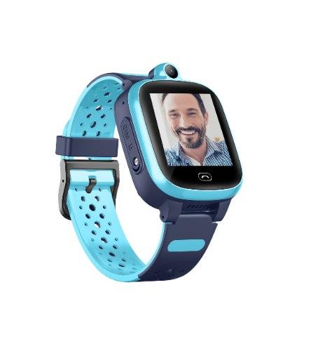 KidiWatch וידאו 4G כחול