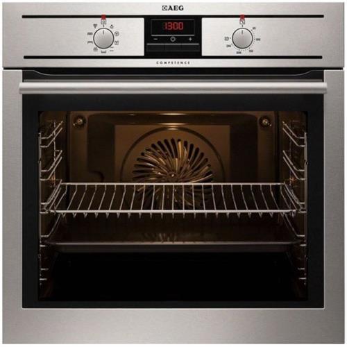 תנור אפיה בנוי מבית AEG דגם BE1300300M
