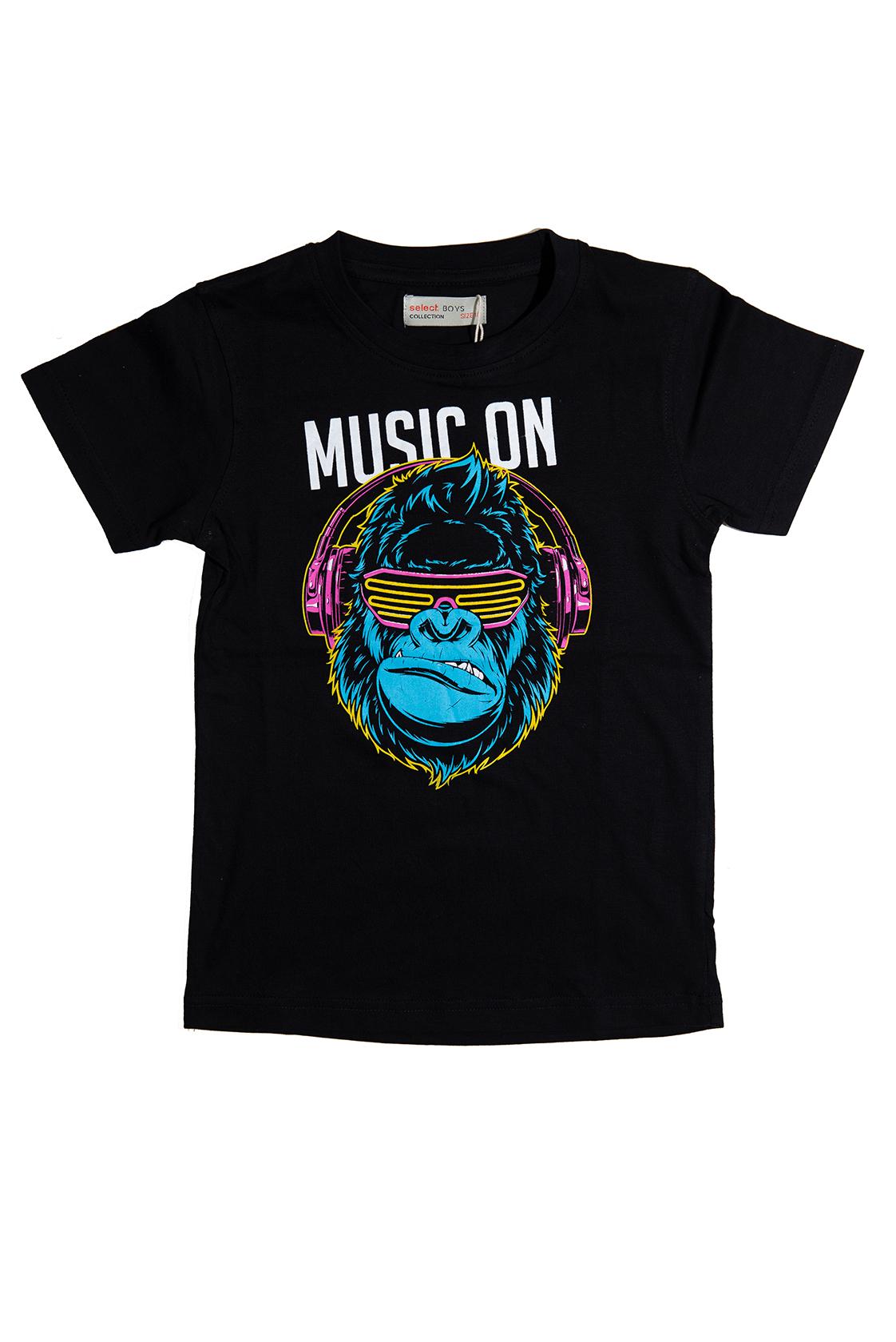 חולצת MUSIC