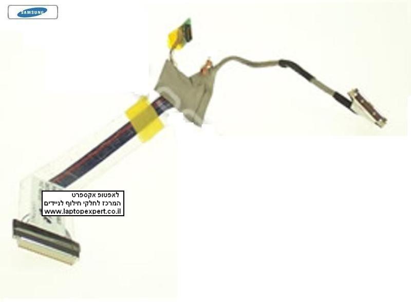 כבל מסך למחשב נייד סמסונג Samsung Q45 Laptop Lcd Cable BA39-00628A