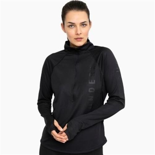 חולצת אימון אנ דר ארמור צבע שחור דגם 1342778 002
