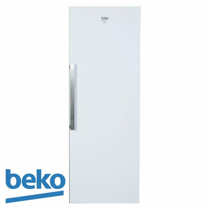 beko מקפיא 7 מגירות דגם: RFNE290L33W לבן