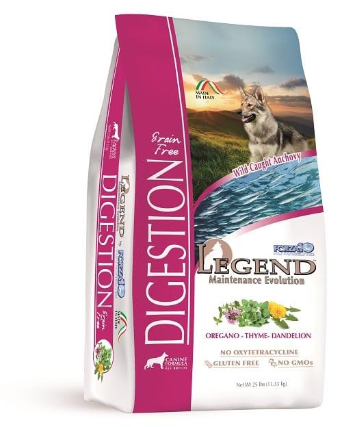 """לג'נד דייג'סט 11.33 ק""""ג מזון יבש לכלבים"""