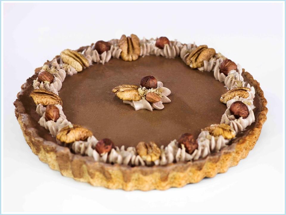 פאי מוס שוקולד