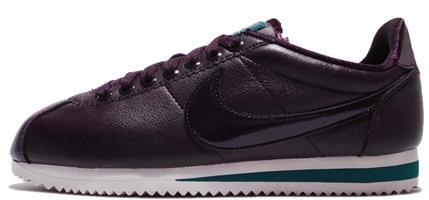 נעלי נשים נייק קורטז צבע סגול כהה דגם AJ0135 - 600