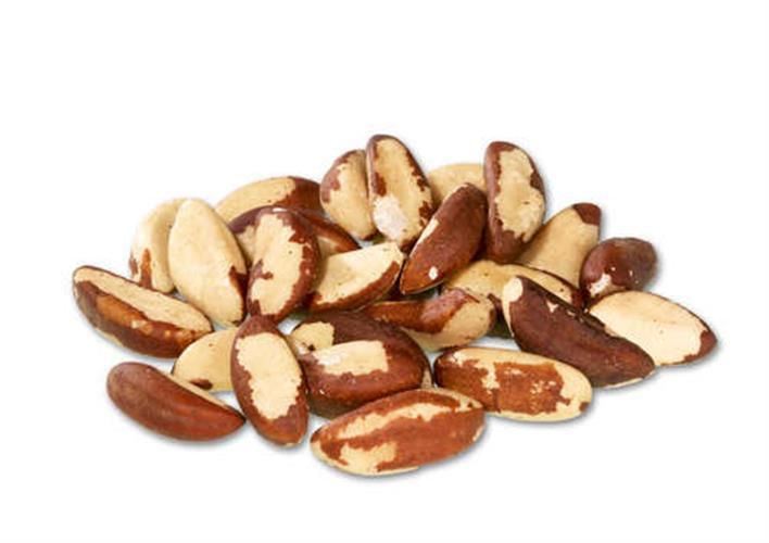 אגוזי ברזיל טבעי 350 גר'