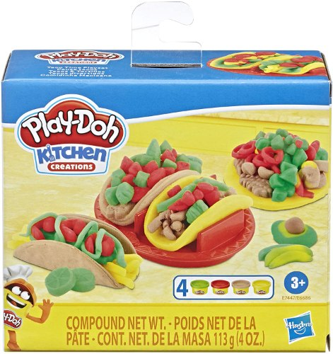 Play-doh ערכת טאקו