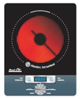 כירה קרמית Normande JE-802 InfraRed Touch 2000W