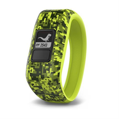 שעון דופק Garmin Vivofit Jr Green
